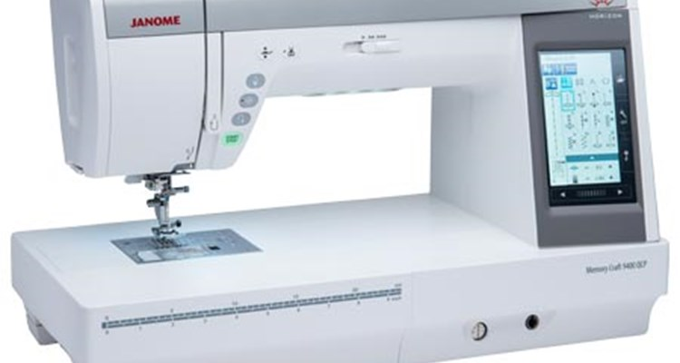 Janome America World's Easiest Sewing Quilting Embroidery Impressive 11 Inch Throat Sewing Machine
