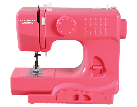Janome America World's Easiest Sewing Quilting Embroidery Enchanting Sew Lite Sewing Machine Review
