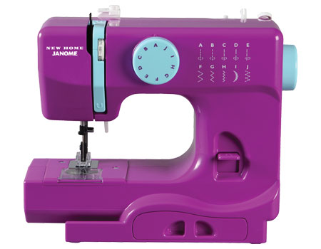 Janome America World's Easiest Sewing Quilting Embroidery Impressive Janome Mini Sewing Machine Canada