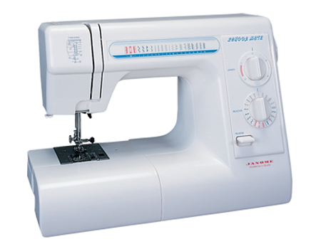 Janome America World's Easiest Sewing Quilting Embroidery Enchanting Craigslist Industrial Sewing Machine