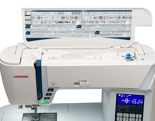 Image result for janome s6